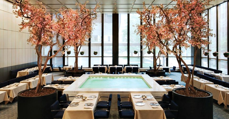 The Four Seasons: An Iconic Interior Landmark Faces an Uncertain ...